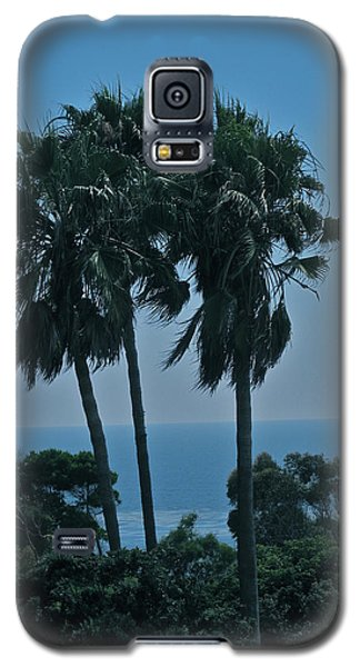 Ocean Brezze Palms Galaxy S5 Case