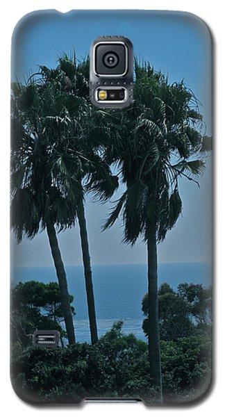 Ocean Brezze Palms Galaxy S5 Case