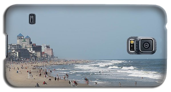 Ocean City Maryland Beach Galaxy S5 Case