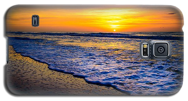 Ocean Drive Sunrise Galaxy S5 Case