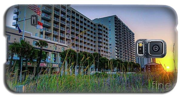 Ocean Drive Sunrise North Myrtle Beach Galaxy S5 Case