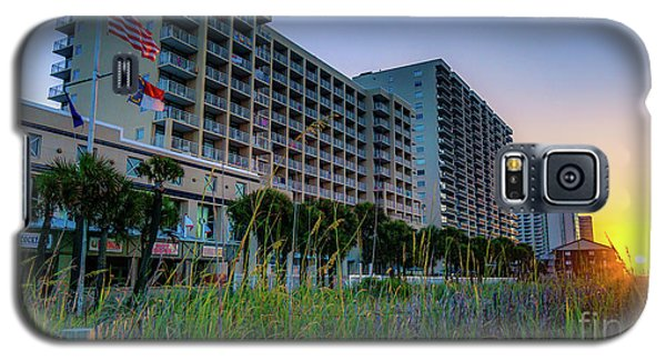 Ocean Drive Sunrise North Myrtle Beach Galaxy S5 Case