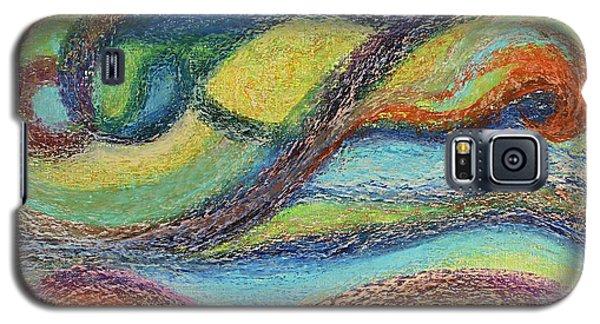 Ocean Flow Galaxy S5 Case