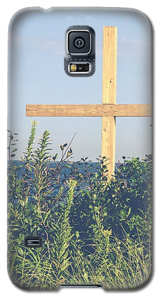Ocean Grove Cross Galaxy S5 Case by Eleanor Abramson