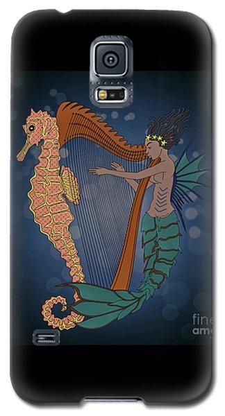 Ocean Lullaby1 Galaxy S5 Case