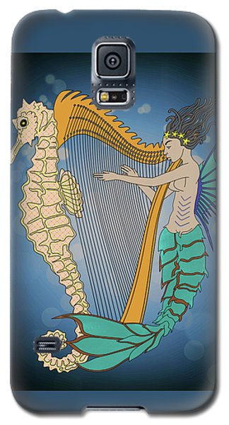 Ocean Lullaby3 Galaxy S5 Case