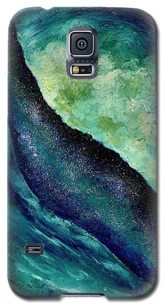 Ocean Meets Sky Galaxy S5 Case