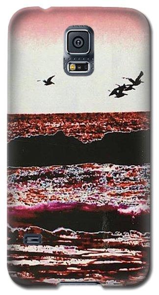 Galaxy S5 Case - Ocean  by Naomi Ibuki