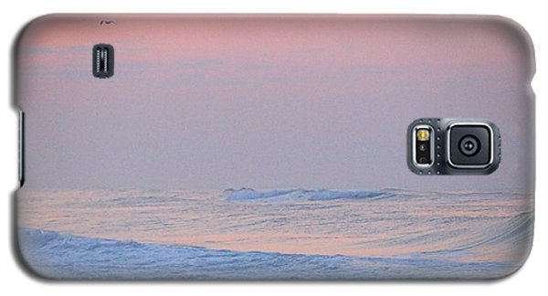 Galaxy S5 Case featuring the photograph Ocean Peace by  Newwwman