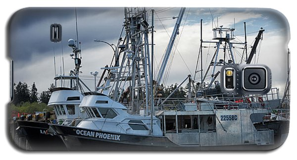 Ocean Phoenix Galaxy S5 Case by Randy Hall