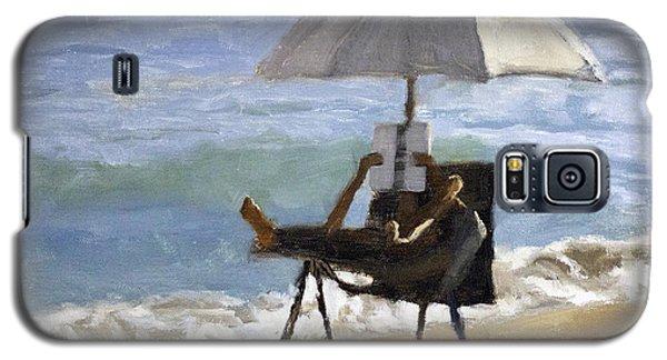 Ocean Reader Galaxy S5 Case