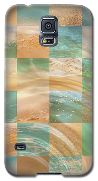 Ocean Ripples Galaxy S5 Case