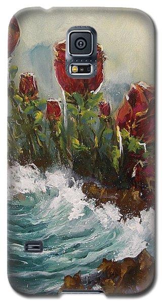 Ocean Rose Galaxy S5 Case