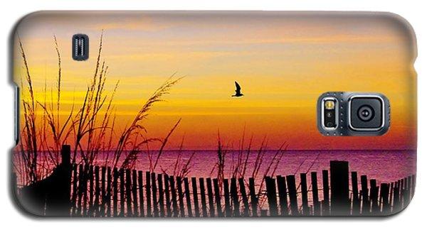 Ocean Sunrise Galaxy S5 Case