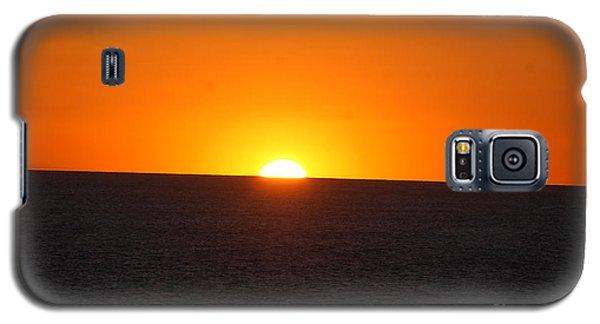 Ocean Sunset Galaxy S5 Case