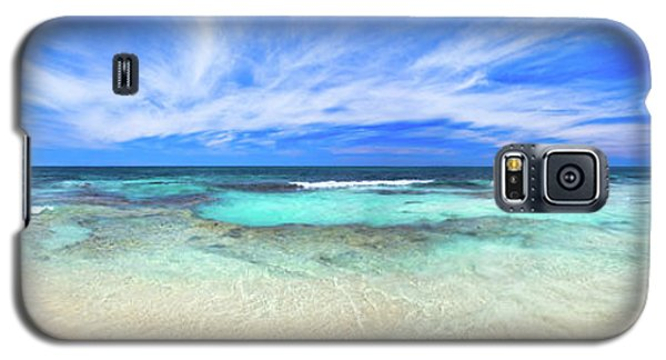 Ocean Tranquility, Yanchep Galaxy S5 Case by Dave Catley