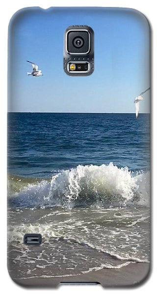 Ocean Waves Galaxy S5 Case