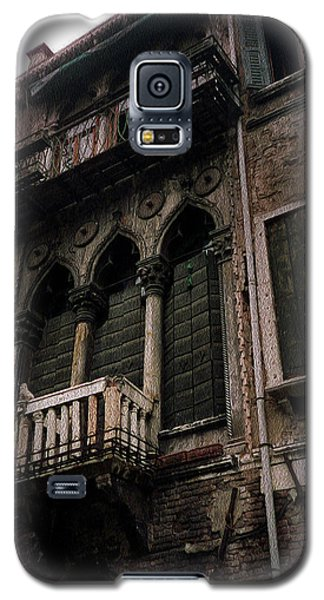 Ocean Below Venice Galaxy S5 Case