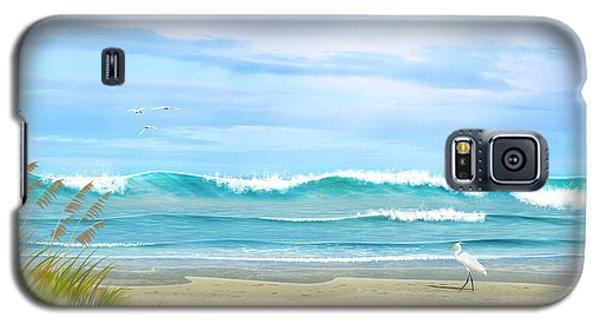 Oceanic Landscape Galaxy S5 Case