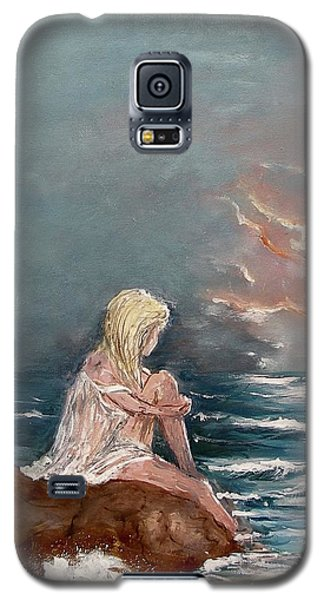 Oceanic Relaxation Galaxy S5 Case
