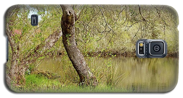 Galaxy S5 Case featuring the photograph Oceano Lagoon by Art Block Collections