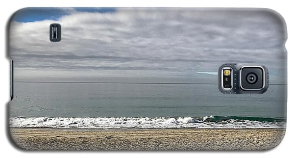Galaxy S5 Case featuring the photograph Ocean's Edge by Kim Nelson