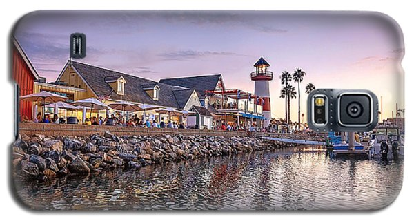 Oceanside Harbor Galaxy S5 Case by Ann Patterson