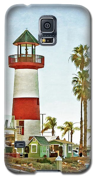 Oceanside Harbor Lighthouse Galaxy S5 Case