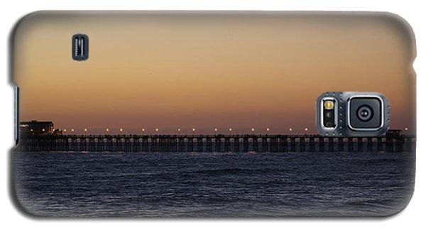 Oceanside Pier Galaxy S5 Case