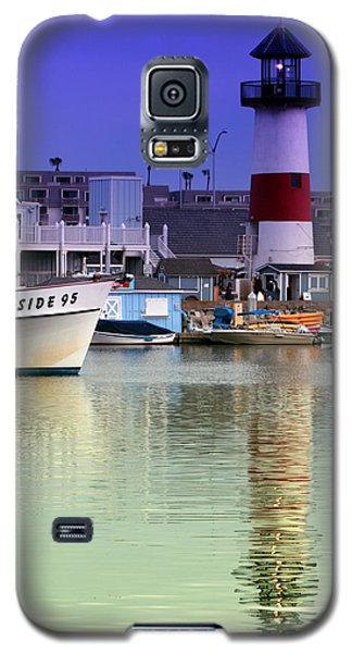 Oceanside Light Galaxy S5 Case by DJ Florek