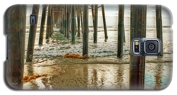Oceanside - Low Tide Under The Pier Galaxy S5 Case