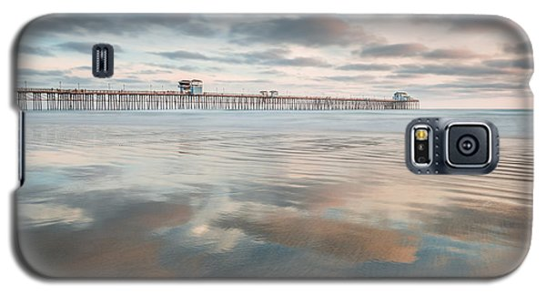 Oceanside Pier Gloss Galaxy S5 Case