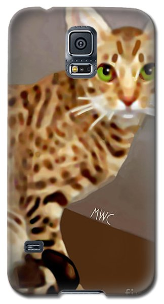 Ocicat Galaxy S5 Case