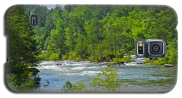 Ocoee River Galaxy S5 Case by Carol  Bradley