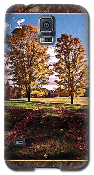 October Afternoon Beauty Galaxy S5 Case
