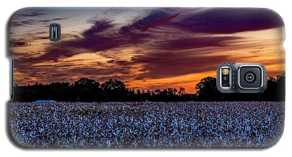 October Cotton Galaxy S5 Case