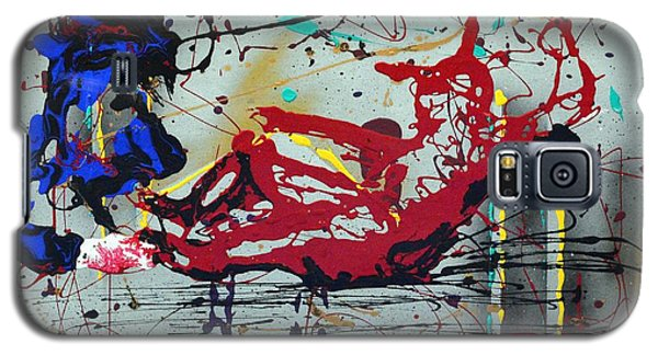 October Fever Galaxy S5 Case by J R Seymour