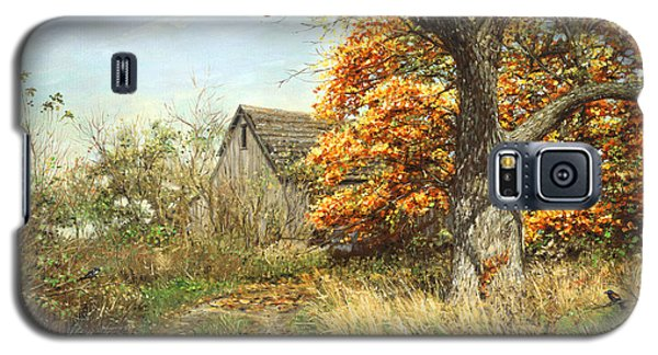 October Glory Galaxy S5 Case