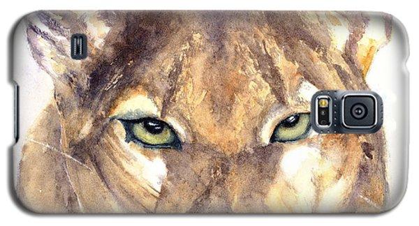 October Lion Galaxy S5 Case