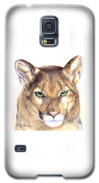 October Lion Galaxy S5 Case