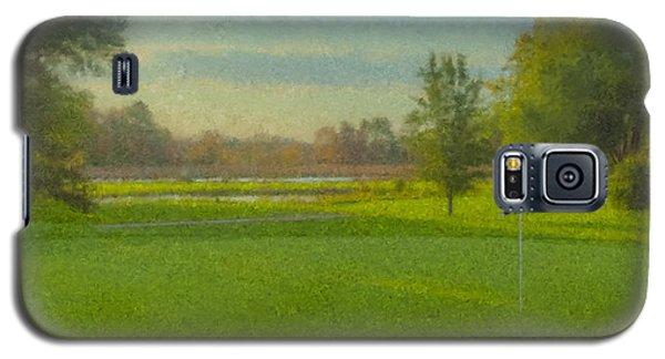 October Morning Golf Galaxy S5 Case