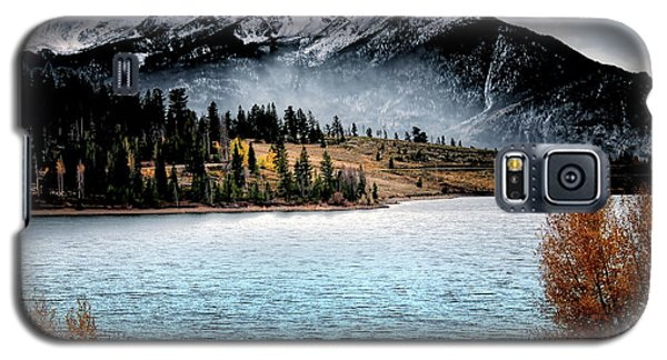 Galaxy S5 Case featuring the photograph October Morning by Jim Hill