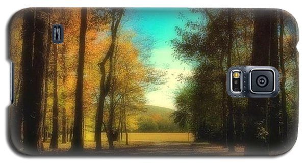 October Path Galaxy S5 Case by Steven Gordon