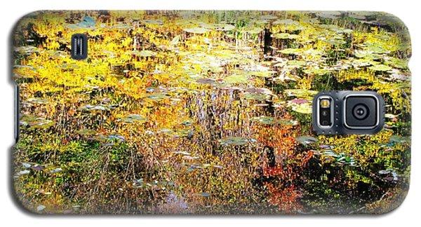 October Pond Galaxy S5 Case