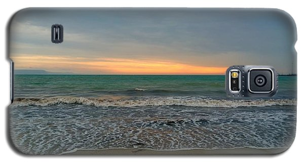 October Sunrise Galaxy S5 Case by Anne Kotan