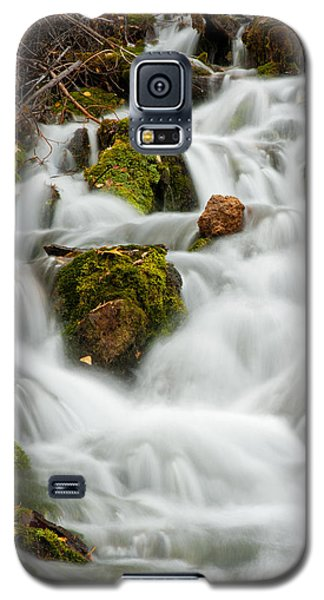 October Waterfall Galaxy S5 Case