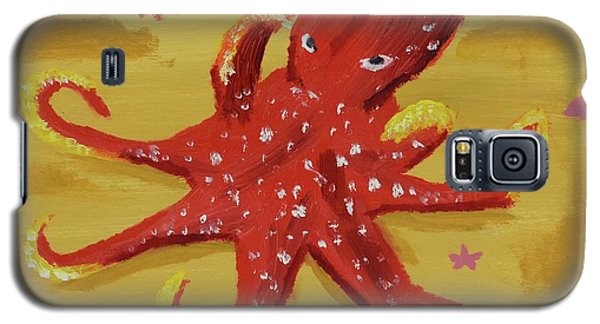 Octopus Galaxy S5 Case by Anthony LaRocca