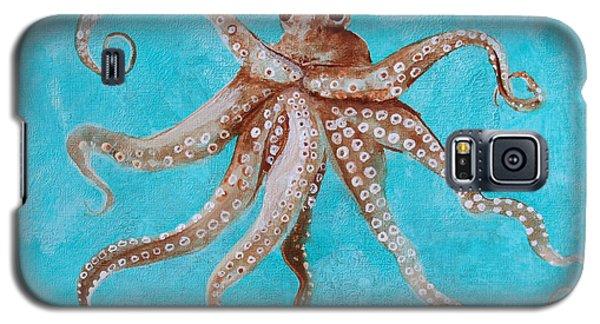 Octopus Galaxy S5 Case