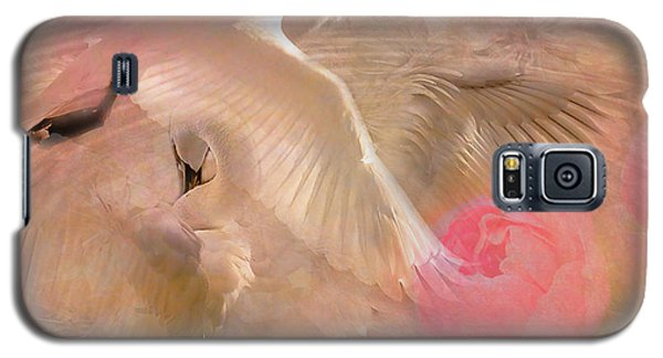 Ode To A Swan 2015 Galaxy S5 Case