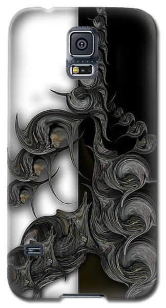 Ode To Aesthetic Dimensionality Galaxy S5 Case